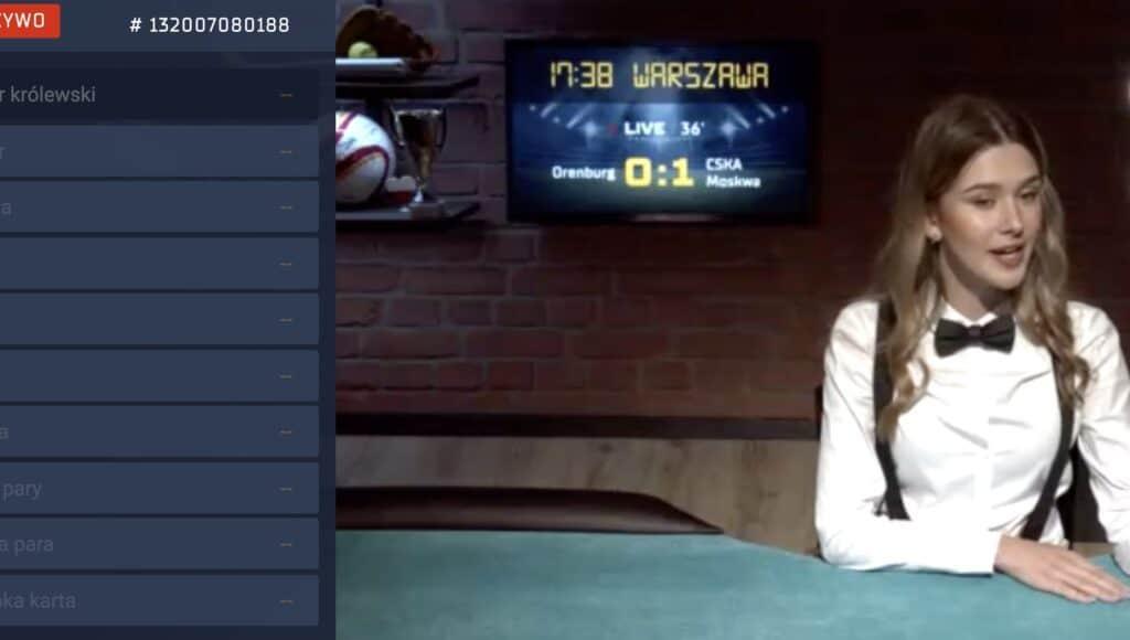 Tak wygląda poker po polsku w STS
