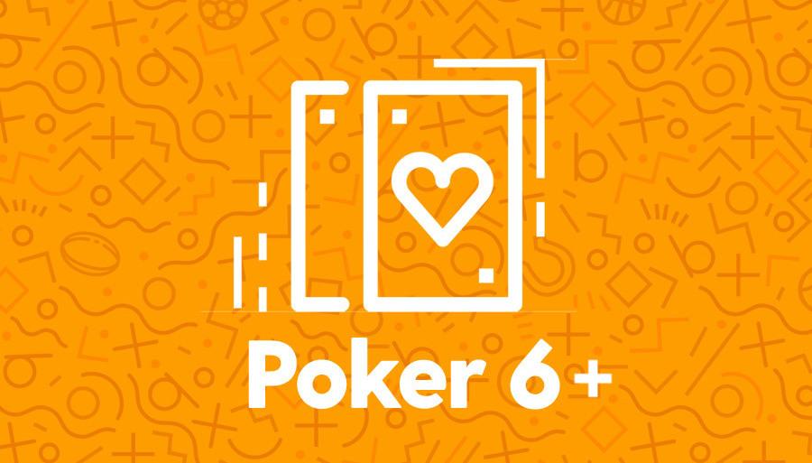 poker 6 plus jak grać